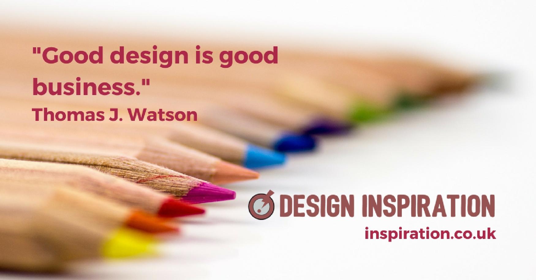 Good design is good business
