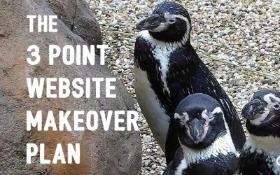 The 3 Point Website Makeover Plan