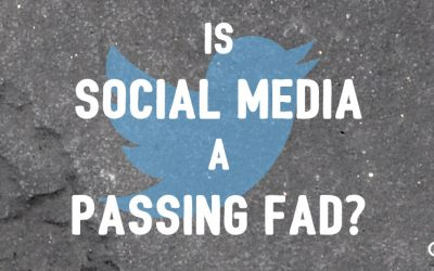 Is Social Media a Passing Fad?