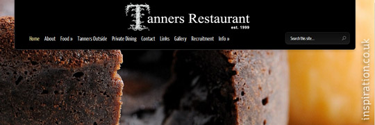 Tanners Restaurant Plymouth