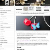 Victoria Sewart Contemporary Jewellery Gallery