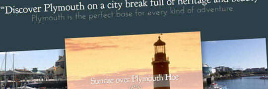 Plymouth City Breaks by Design Inspiration