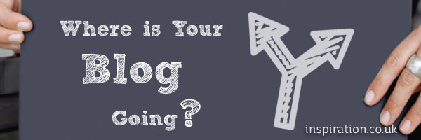 Where is Your Blog Going?