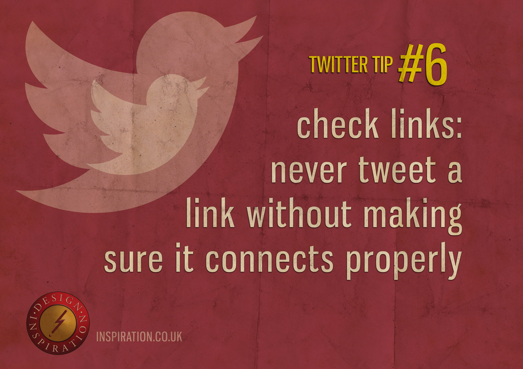 Check your Links before you Tweet them