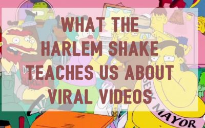 What the Harlem Shake Taught us About Viral Videos