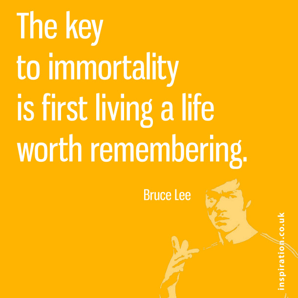 Great Bruce Lee Quotes To Inspire your Business and Life - Design ...