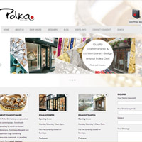 Polka Dot Gallery online jewellery store