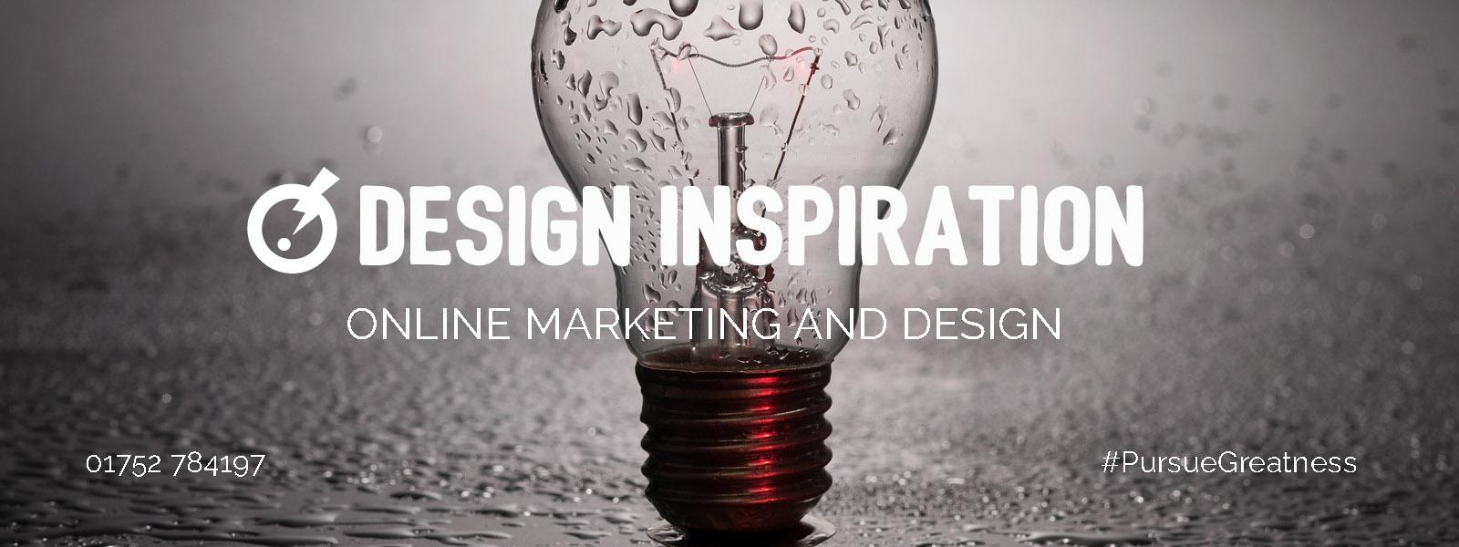 Design Inspiration - online marketing and design