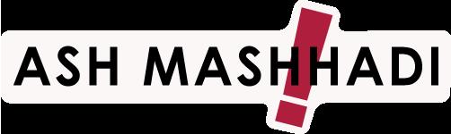 AshMashhadi.com logo